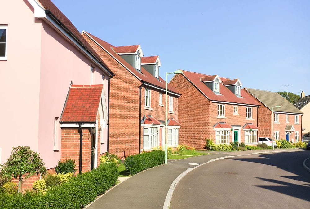 Government relaxes restrictions for the housing market